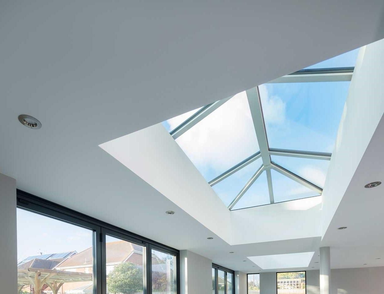 aluminium roof lanterns cost stoke-on-trent