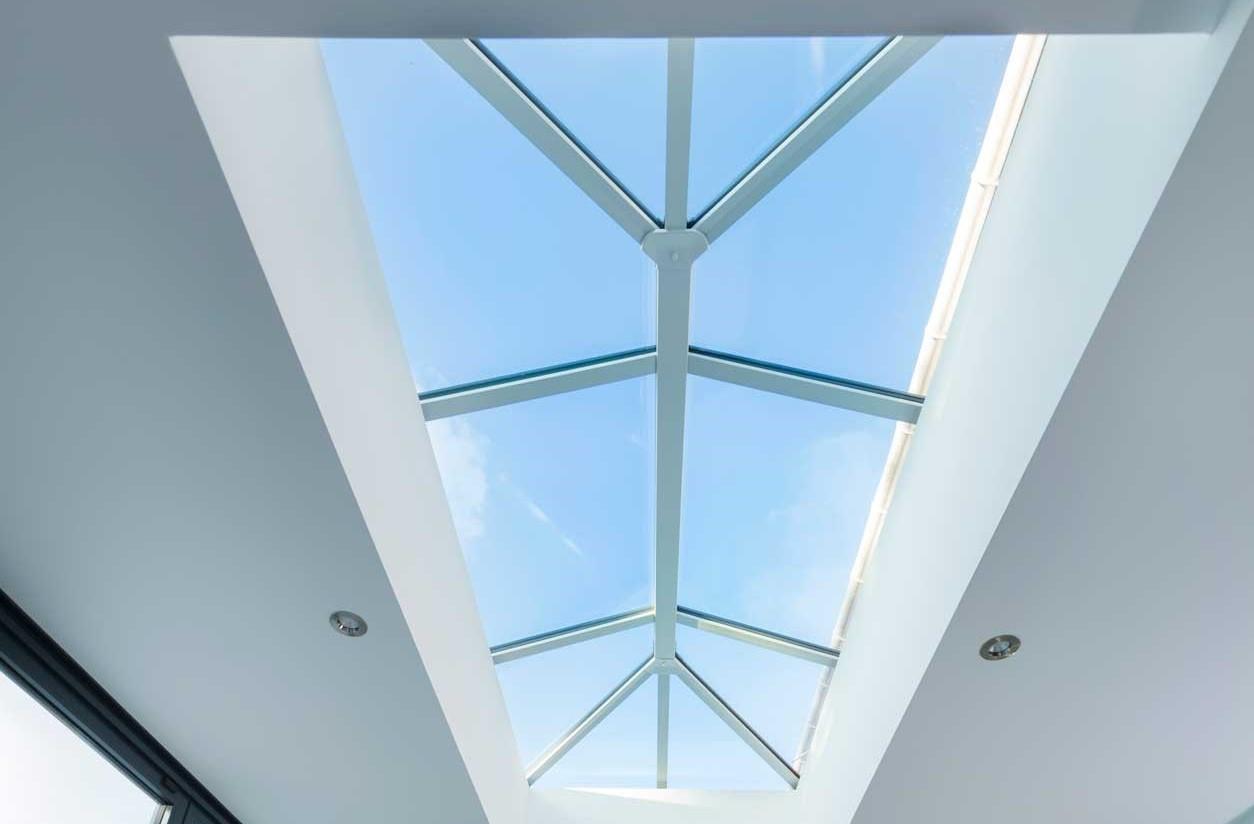 aluminium roof lantern cost stoke-on-trent