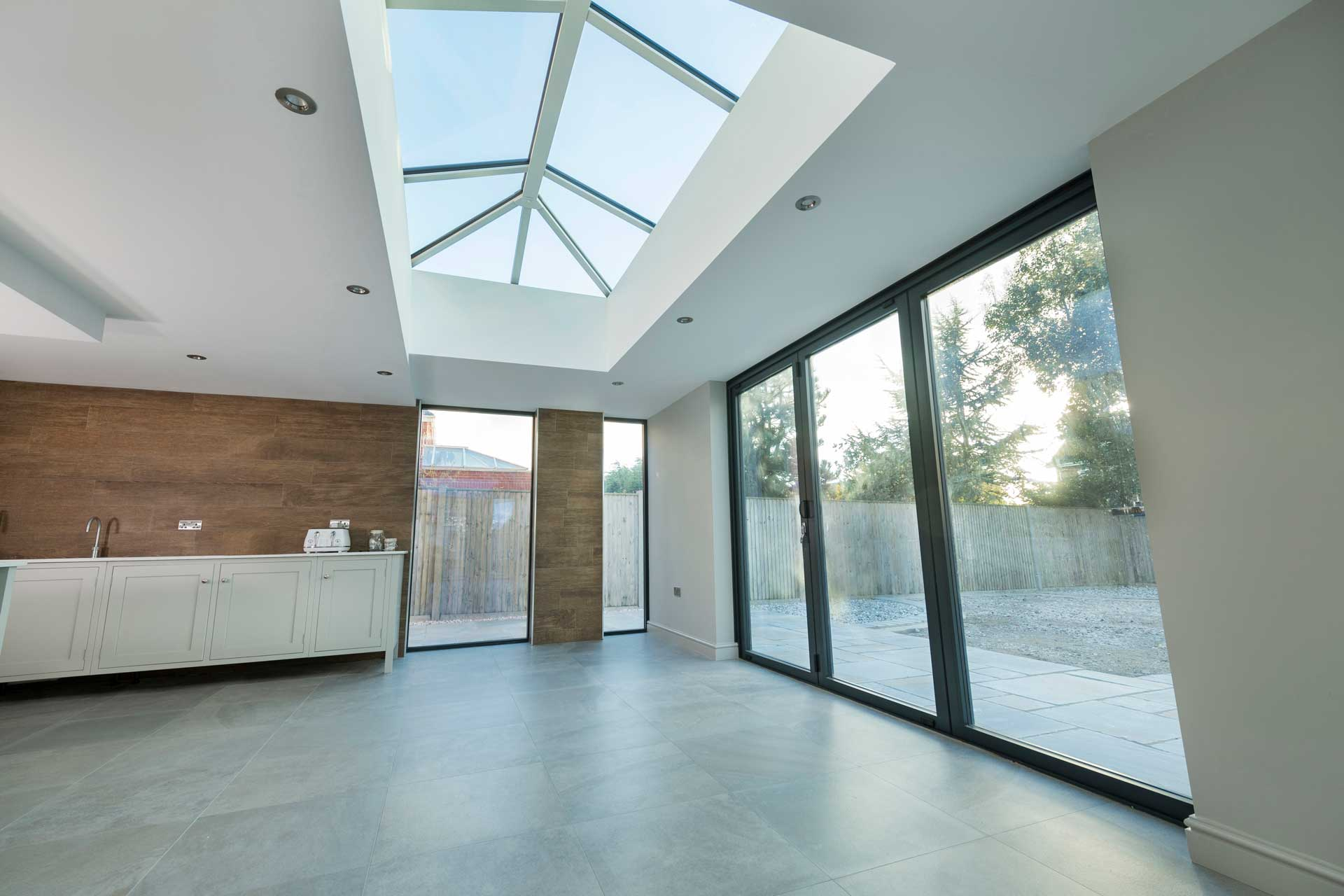 aluminium roof lanterns stoke-on-trent
