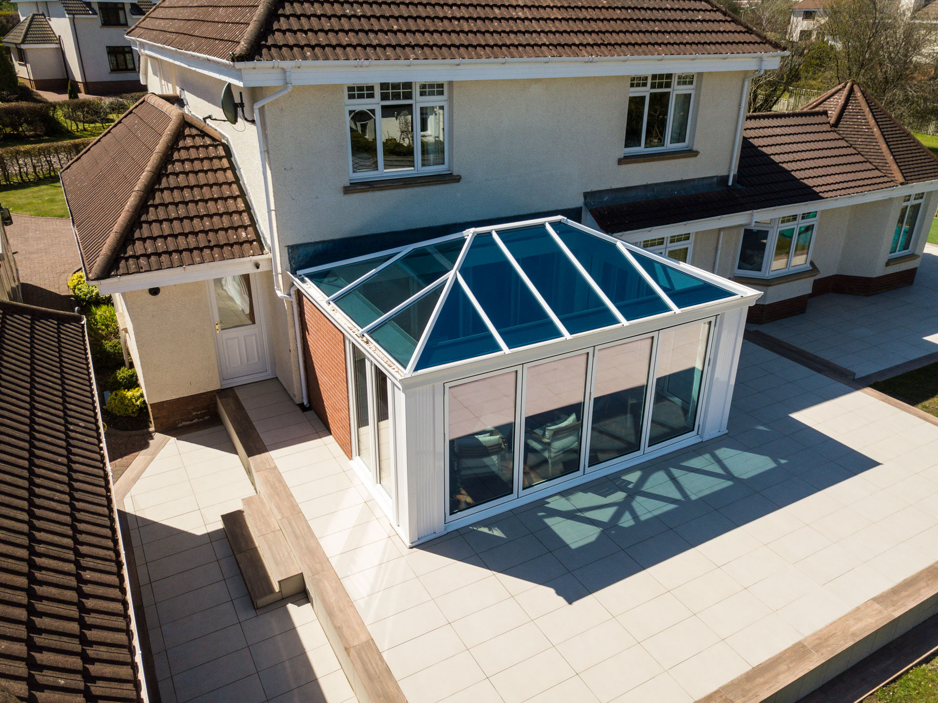 glass conservatory roofs prices stoke-on-trent