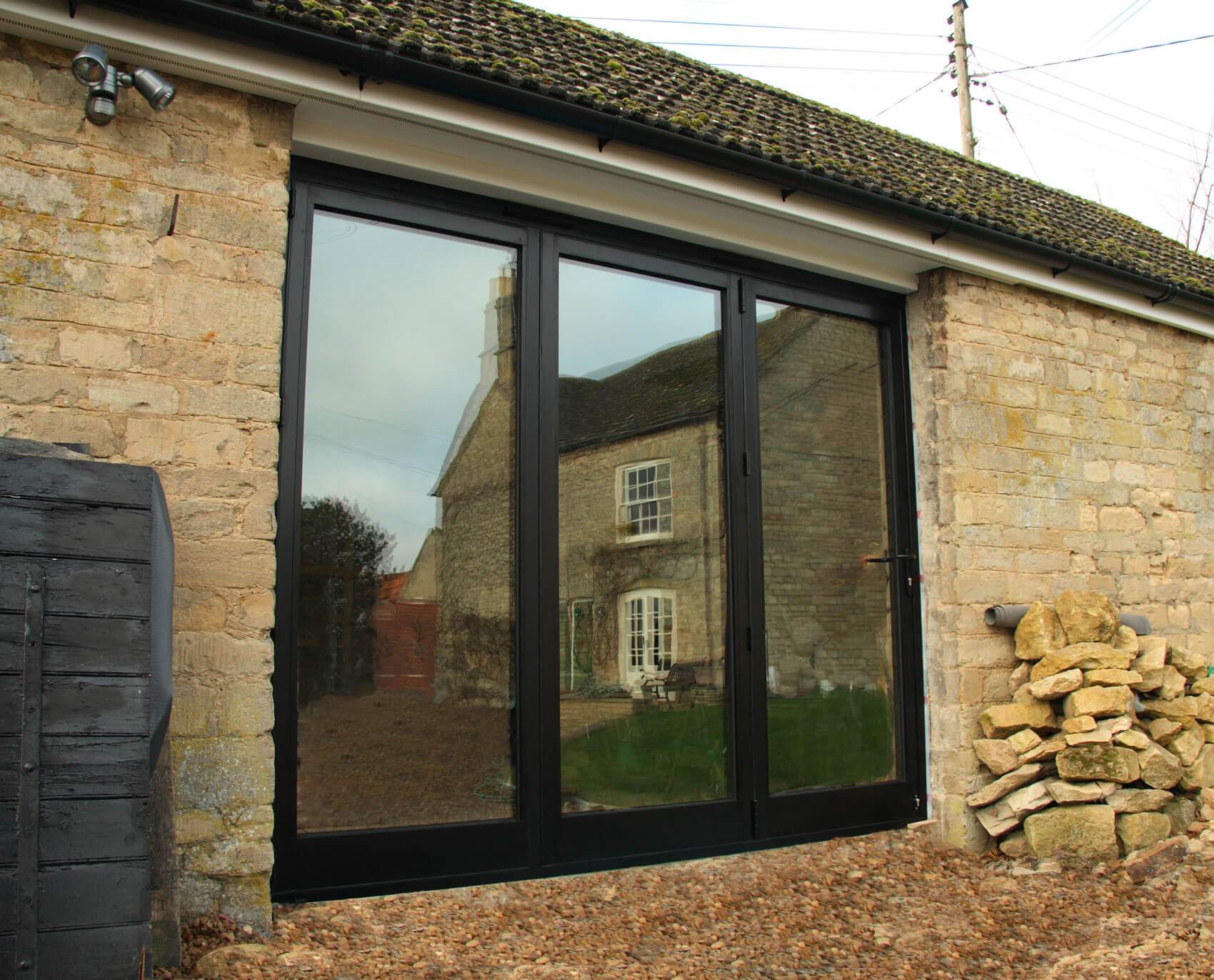aluminium bi-fold doors costs stoke-on-trent