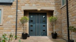 composite door cost stoke-on-trent