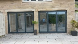 aluminium bi-fold door costs stoke-on-trent