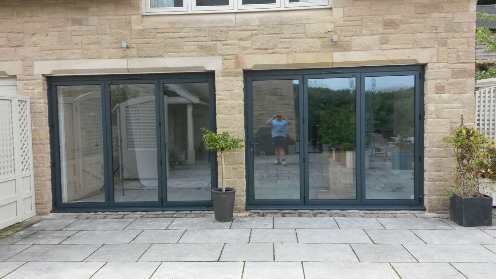 aluminium bi-fold door costs stoke-on-trent