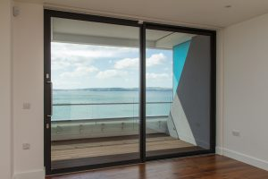 aluminium door cost stoke-on-trent