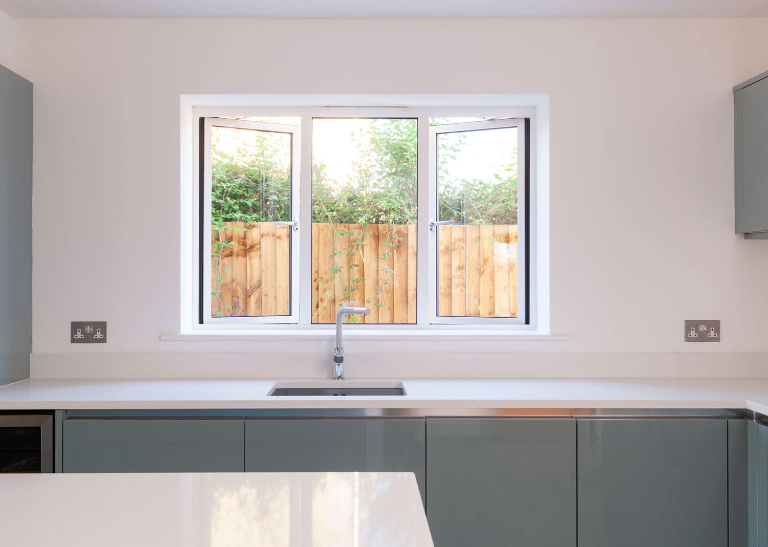 aluminium windows stoke-on-trent