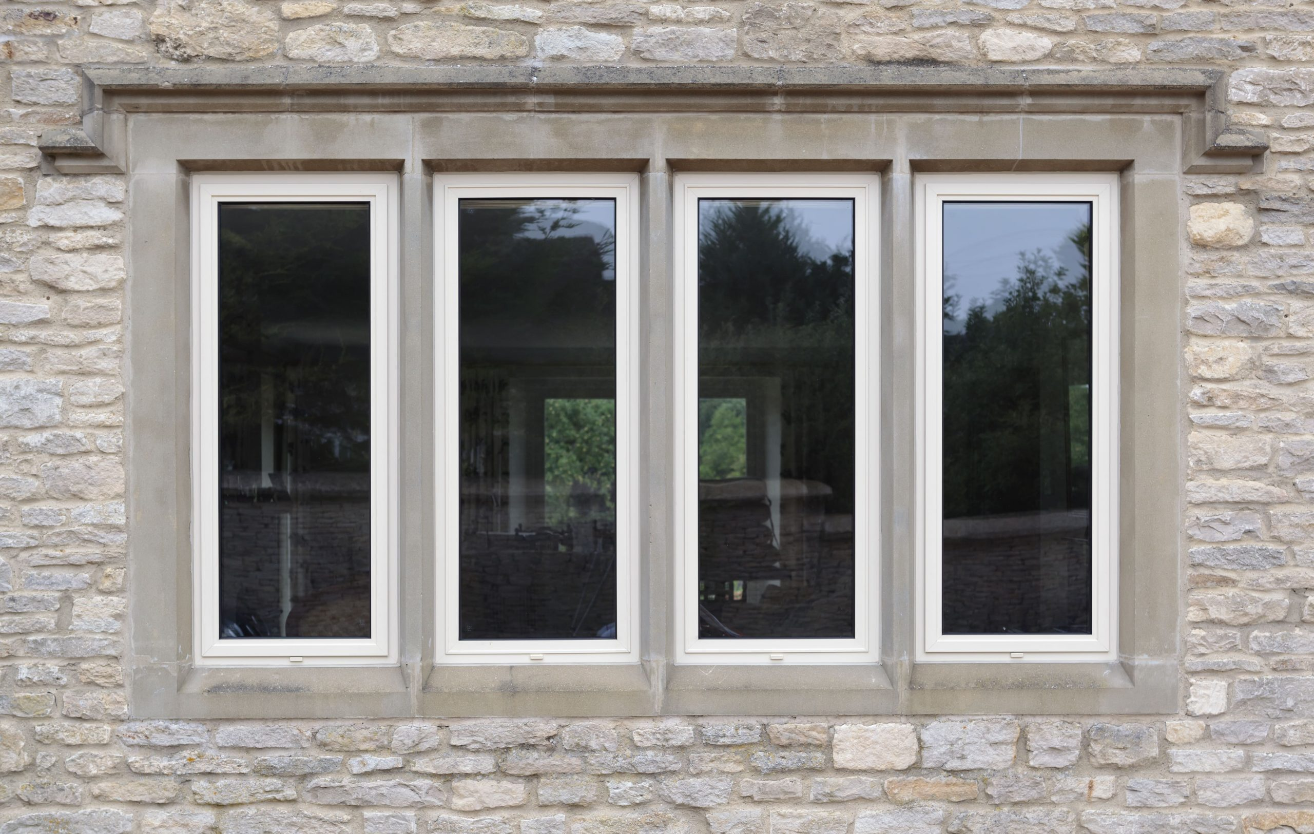 aluminium windows price stoke-on-trent