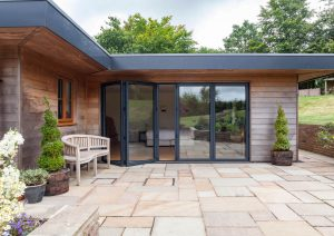 aluminium door price stoke-on-trent