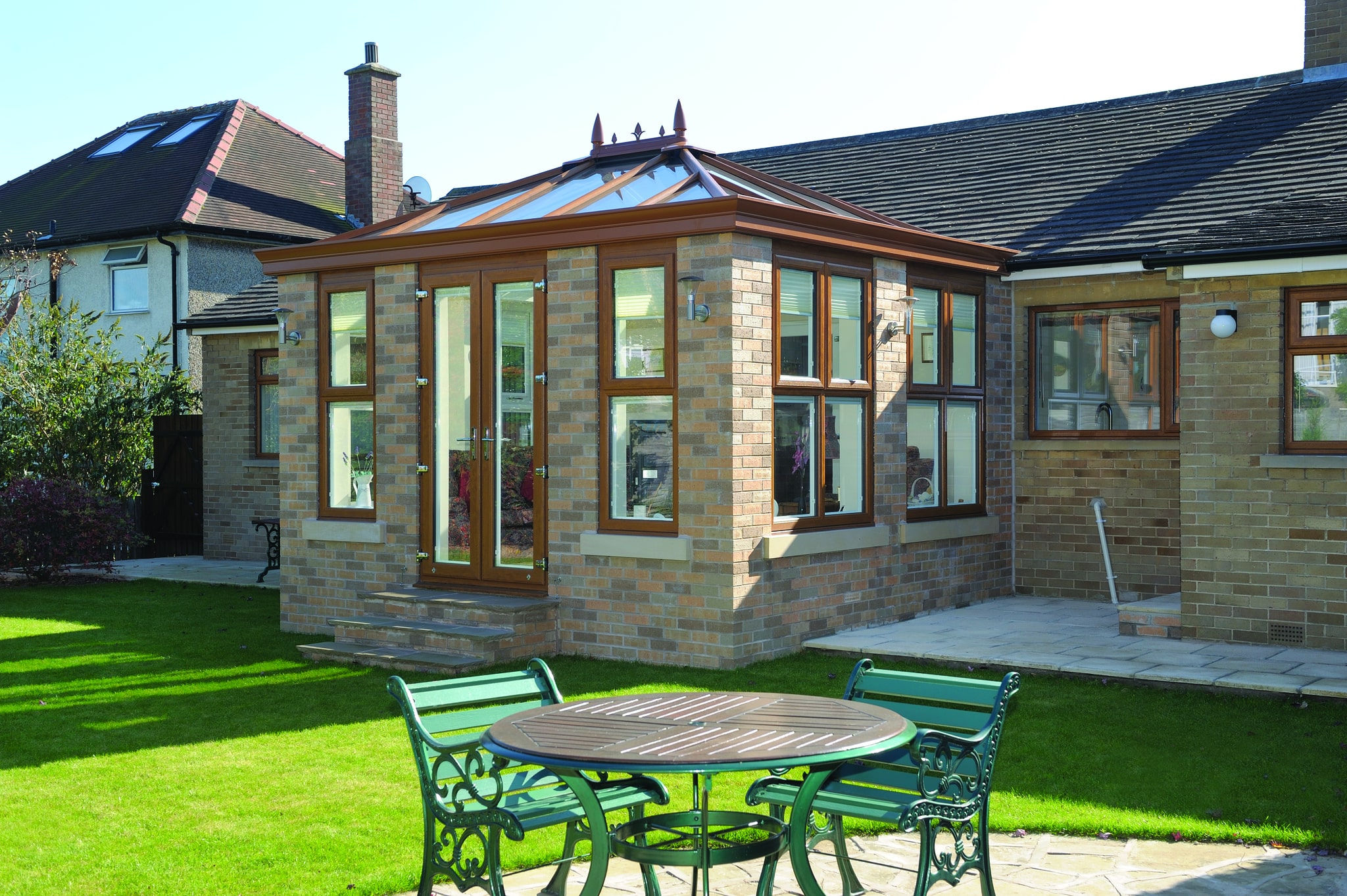 glass conservatory roof cost stoke-on-trent