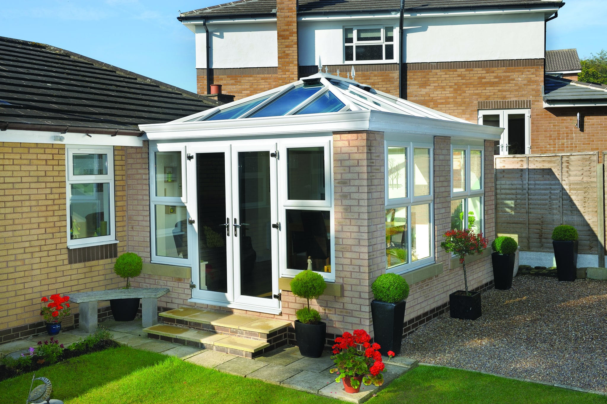 glass conservatory roof price stoke-on-trent