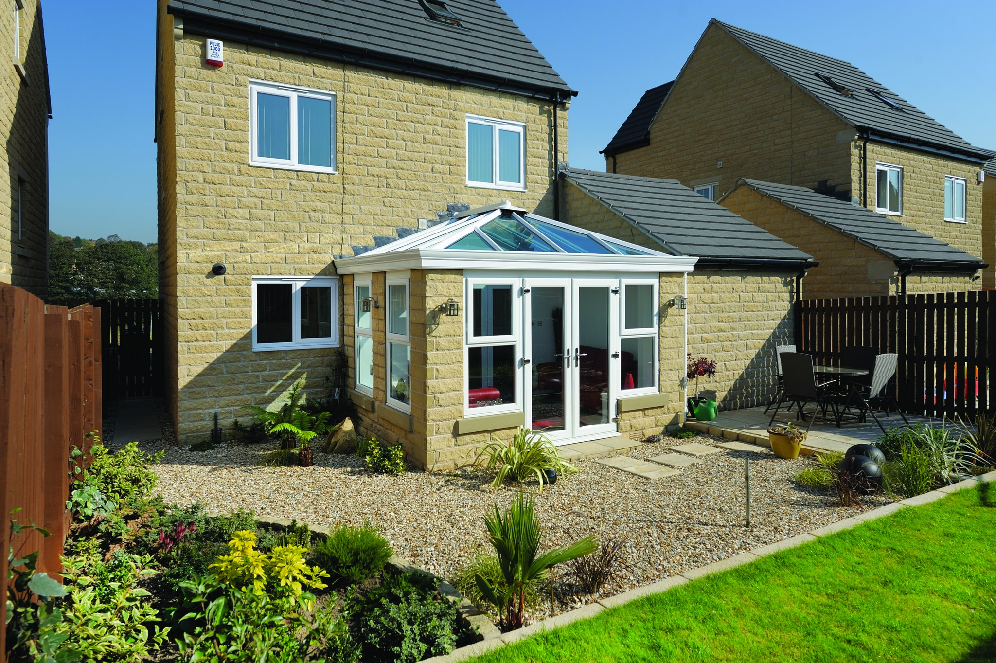 glass conservatory roof prices stoke-on-trent