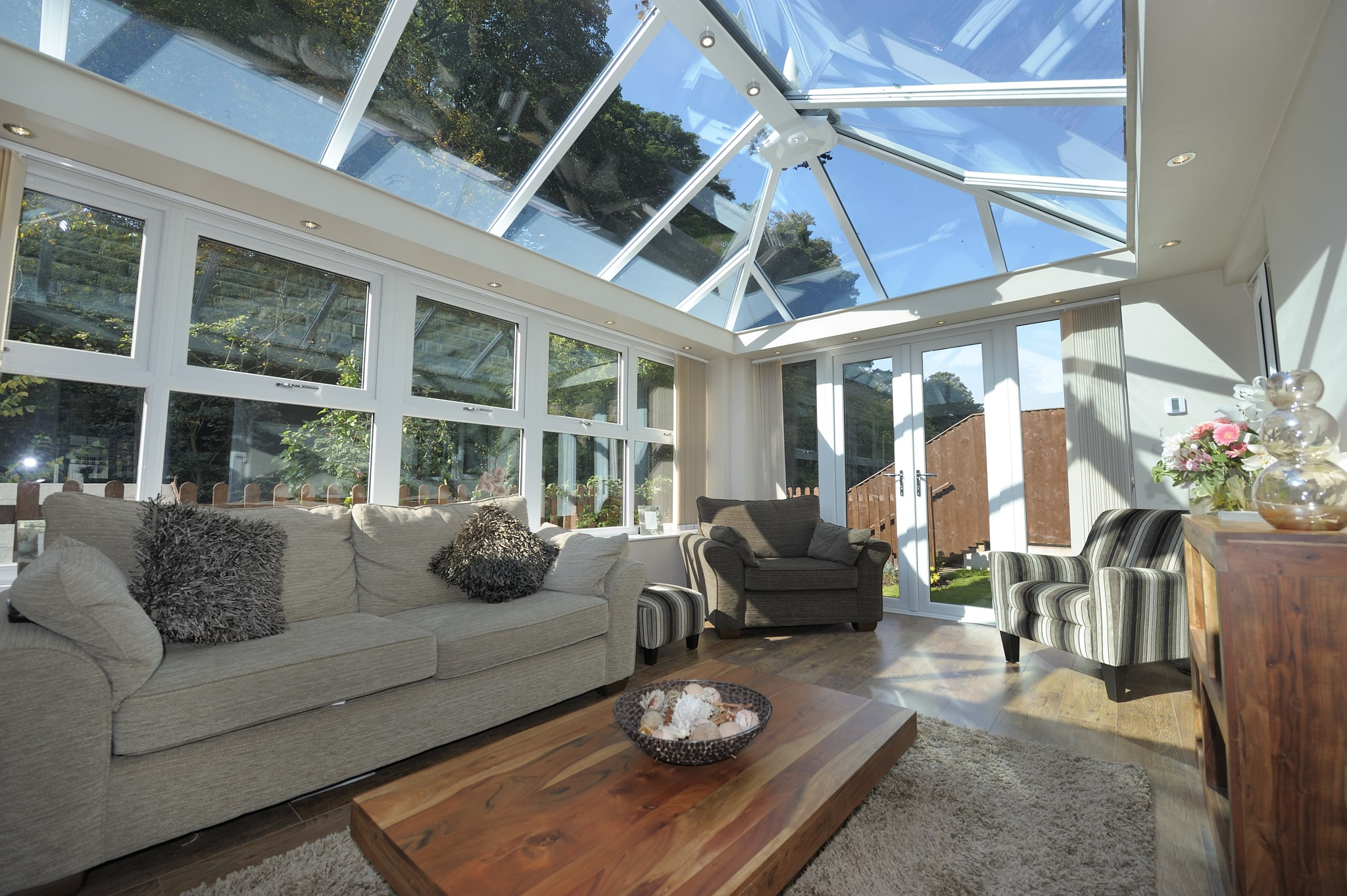 glass conservatory roofs stoke-on-trent