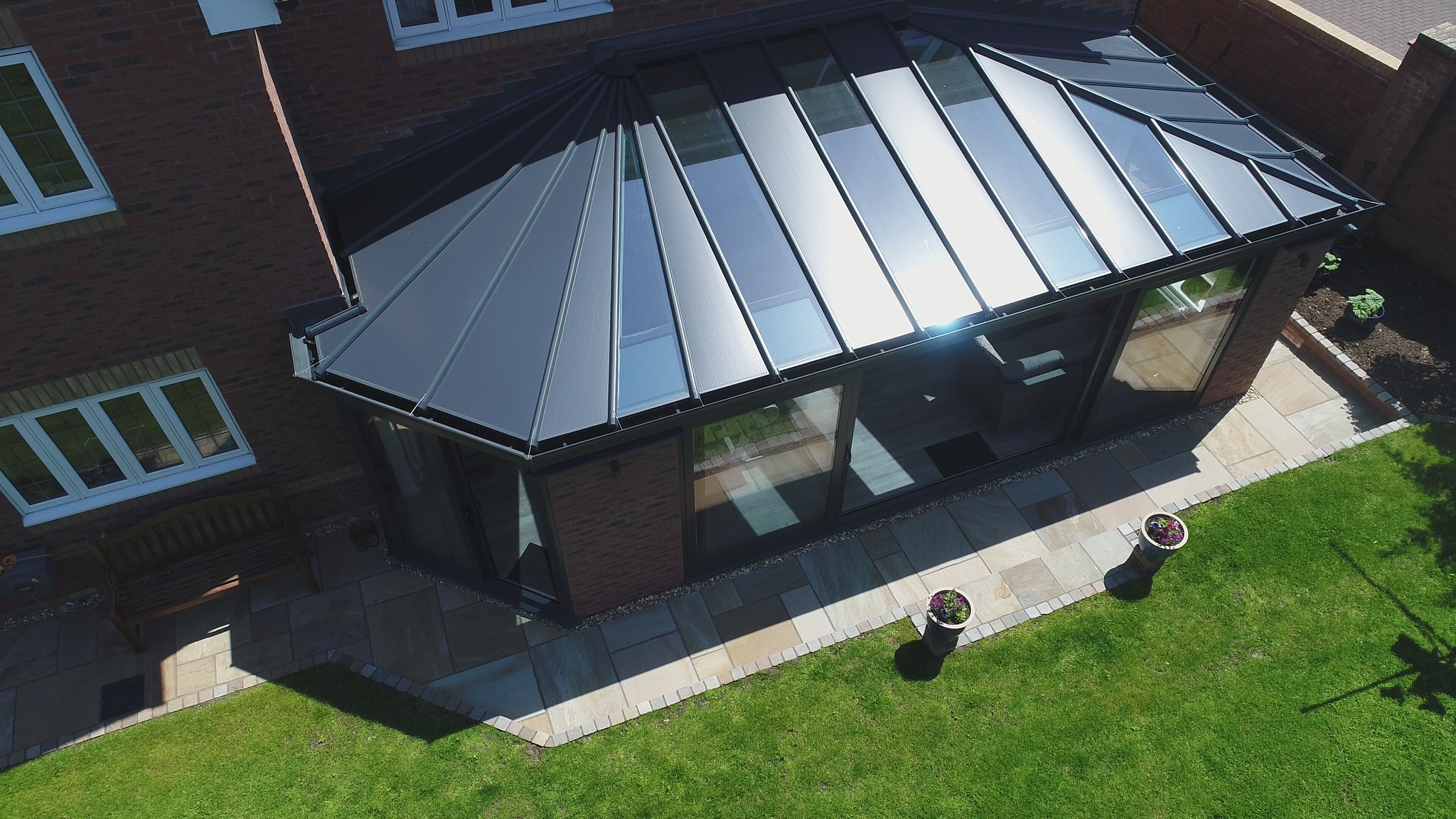 solid conservatory roof price stoke-on-trent