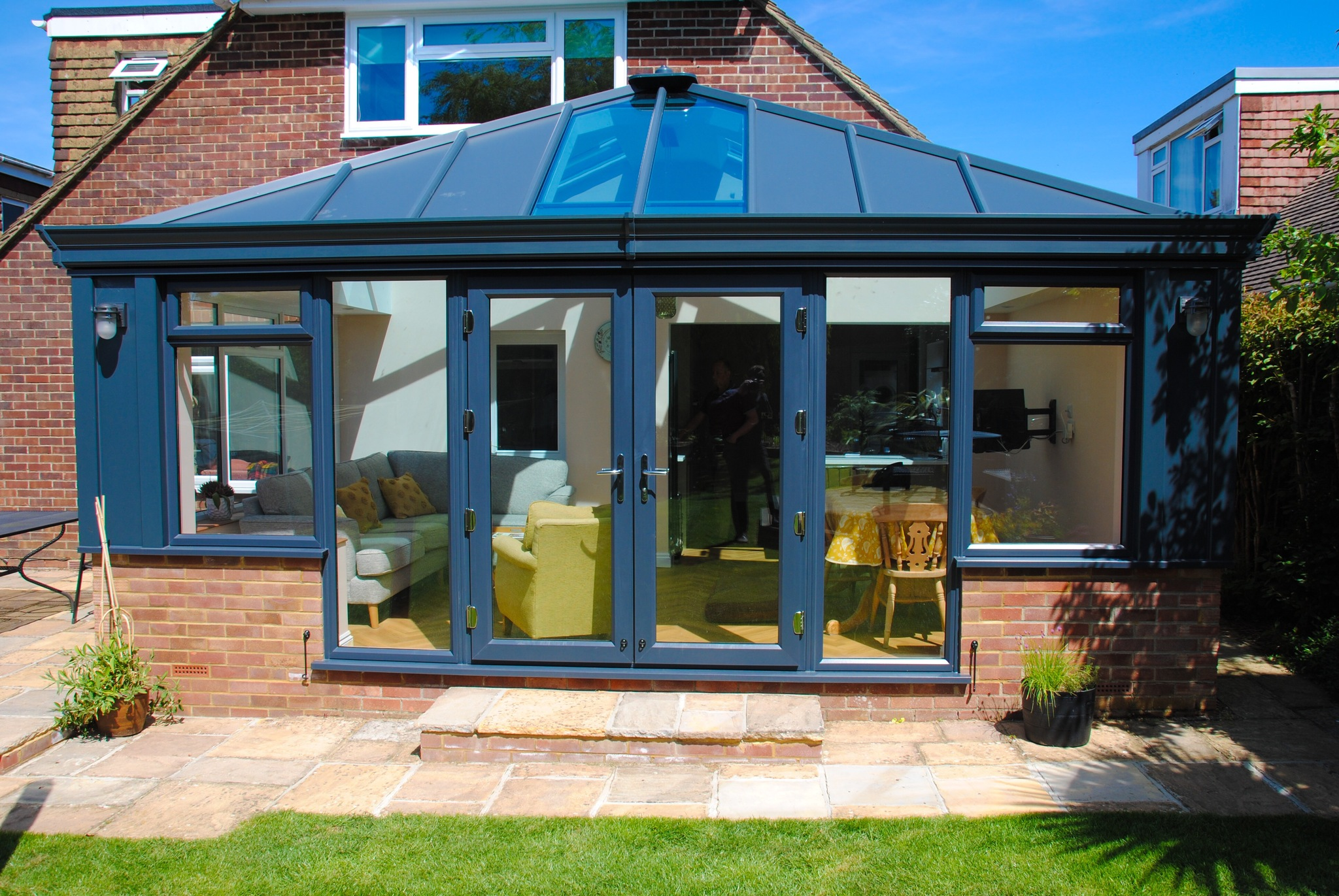 solid conservatory roof stoke-on-trent