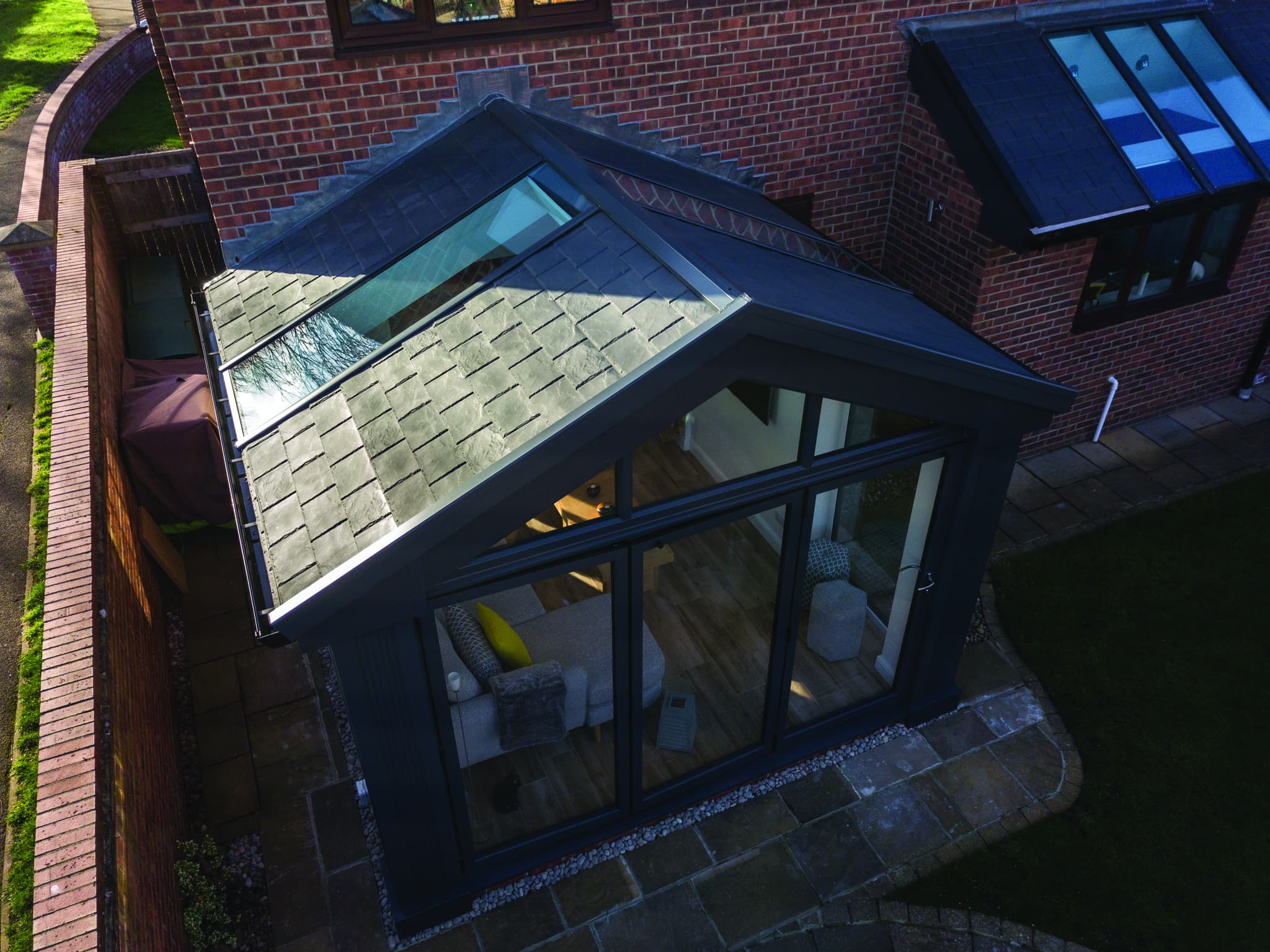 tiled conservatory roofs cost stoke-on-trent